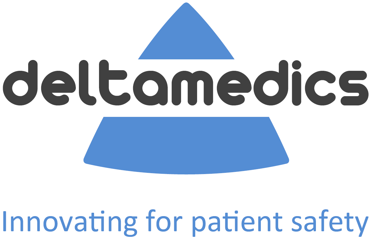 DELTAMEDICS - Innovating for patient safety - Logo